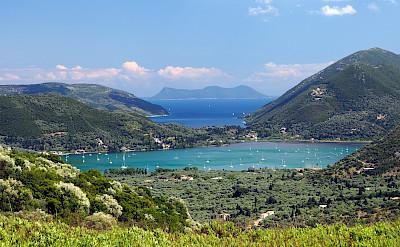Lefkada Island, one of the 7 Ionian Islands in Greece. CC:Alf van Beem