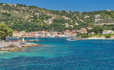 Port of Gaios on Paxos (Paxi) Island, Ionian Islands, Greece. CC:Anemos2000