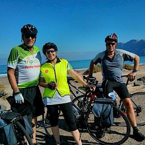 Cycling comrades