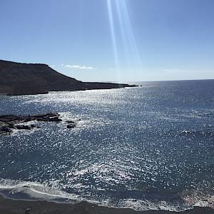 The pristine sea