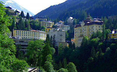 Bad Gastein, Austria. Flickr:J.M.