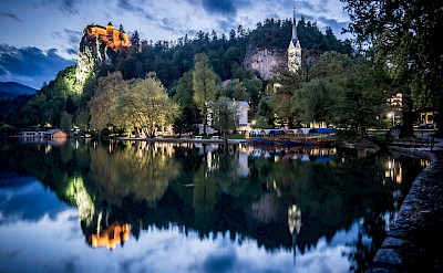 Lake Bled in Slovenia. Flickr:Guido Soraru