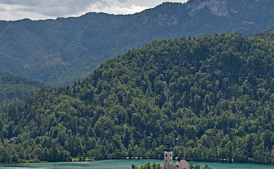 Lake Bled in Slovenia. Flickr:Harshil Shah