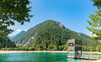 Kranjska Gora's lakes in Slovenia. Flickr:Uroš Novina
