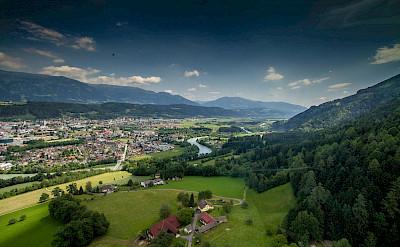 Spittal an der Drau in Carinthia, Austria. CC:Hedwig Storch