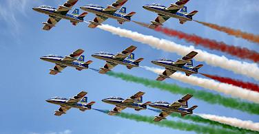 Flyover in Trieste, Italy. Photo via Flickr:Giulio