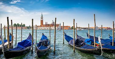 San Giorgio Maggiore, one of the islands in Venice, Italy. Photo via Flickr:Giuseppe Milo