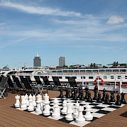 Fun on board De Amsterdam | Bike & Boat Tours