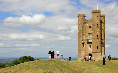 Broadway Tower stop near Broadway, Worcestershire, England. Flickr:Karen Roe