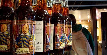Shakespeare beer in Stratford-upon-Avon, Warwickshire, England. Photo via Flickr:AJ LEON
