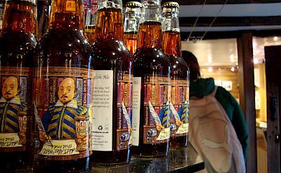Shakespeare beer in Stratford-upon-Avon, Warwickshire, England. Flickr:AJ LEON