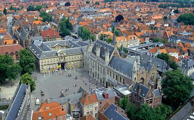 Bruges, Belgium. CC:Benjamin Rossen