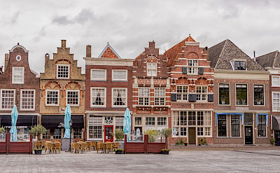 Statenplein in Dordrecht, the Netherlands. Flickr:Paul van de Velde