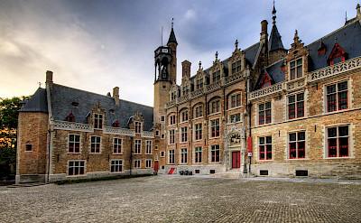 Gruuthuse in Bruges, Belgium. Flickr:Wolfgang Staudt