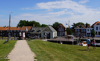 Veere on Walcheren Island in the Netherlands. Flickr:Bert Knottenbeld