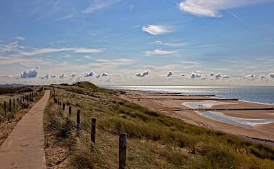 Veere on Walcheren Island, the Netherlands. ©holland fotograaf