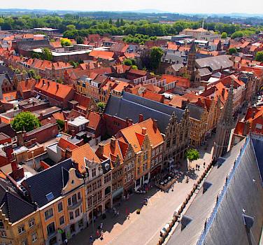 Amsterdam to Bruges - 11 days