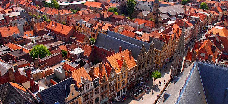 Amsterdam to Bruges - 11 days