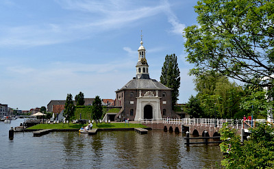 Zijlpoort in Leiden, the Netherlands. Flickr:Jan