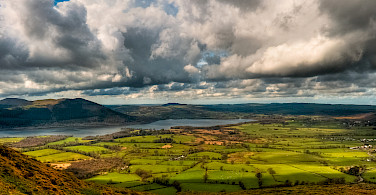 Lake Bassenthwaite in the Lakes District, England. Photo via Flickr:Derek Finch