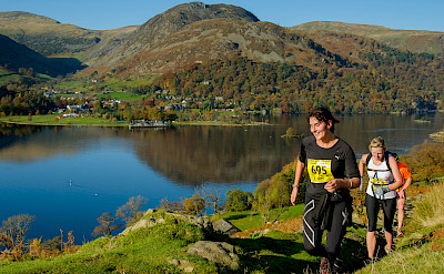 Race in Ullswater, Lakes District, England. Photo via Flickr:Robin McConnell