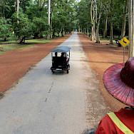Follow the road in Cambodia. Photo via Flickr:Lynda