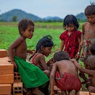 Children playing in Cambodia. Photo via Flickr:Sodanie Chea