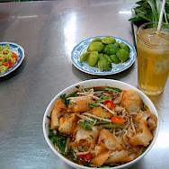 Breakfast in Saigon, now known as Ho Chi Minh City, Vietnam.Photo via Flickr:Prince Roy