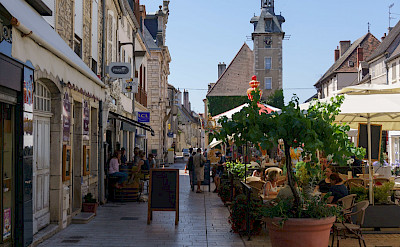 Nuits-Saint-Georges is the main town of the Côte de Nuits wine-producing area of Burgundy. (Wikipedia) Flickr:Eugene O