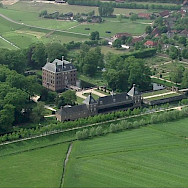 View of Amerongen Castle in Amerongen, the Netherlands. Wikimedia Commons:Bureau Redrum