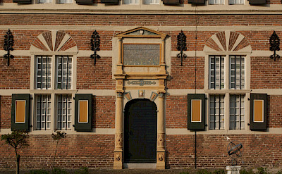 Great architecture in Buren, Gelderland, the Netherlands. Here the Marechaussee Museum. Flickr:Ciao Anita!