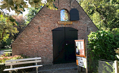 Tobacco Museum along the Holland Castle Bike Tour in the Netherlands. Photo by Hennie