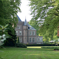Huge country estate in Rhenen, Utrecht, the Netherlands. Wikimedia Commons:hg