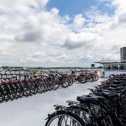 Bikes on the De Nassau | Bike & Boat Tours