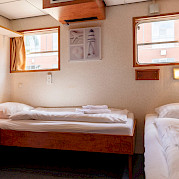 De Nassau twin cabin lower deck