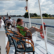 De Nassau | Bike & Boat Tours in Holland