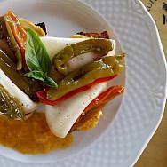 Bruschetta in Tuscany, Italy. Photo via Flickr:Salvandonica Borgo del Chianti