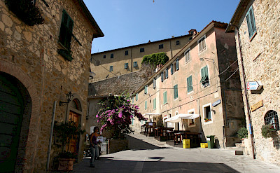 Castiglione della Pescaia in Tuscany, Italy. Photo via Flickr:gyst