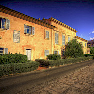 Napoleon's House on Elba Island, Tuscany, Italy. Photo via Flickr:Niels Jorn Buus Madsen