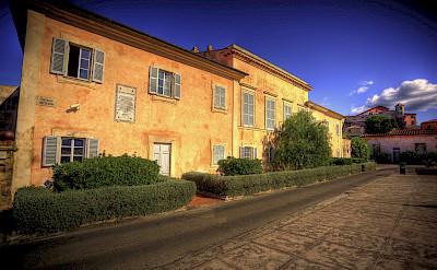 Napoleon's House on Elba Island, Tuscany, Italy. Photo via Flickr:Niels Jorn Buus Madsen