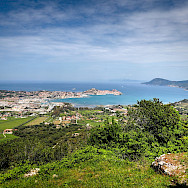 Great view of Elba Island in Tuscany, Italy. Photo via Flickr:Enrico Strocchi