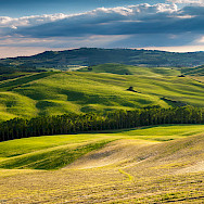 Scenic Tuscan landscape. Photo via Flickr:Ivan Borisov