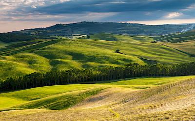 Scenic Tuscan landscape. Photo via Flickr:Ivan Borisov
