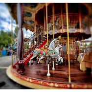 Volksfest in Aschaffenburg, Bavaria, Germany. Flickr:Jens Bergander