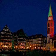 Markplatz in Frankfurt, Germany. Flickr:polybert49