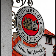 Enjoy a beer at a Heidelberger Brauerei after the bike tour. Flickr:Rusty Boxcars