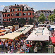 Farmer's Market in Ludwigsburg, Germany. Flickr:Jorbasa Fotografie