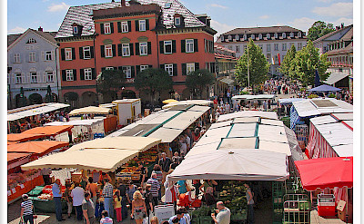 Farmer's Market in Ludwigsburg, Germany. Flickr:Jorbasa Fotografie