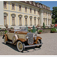 Car show at Ludwigsburg Palace, a magnificent place in Ludwigsburg, Germany. Flickr:Jorbasa Forografie