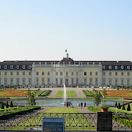 Magnificent Ludwigsburg Palace in Ludwigsburg, Germany. Wikimedia Commons:Alexander Johmann